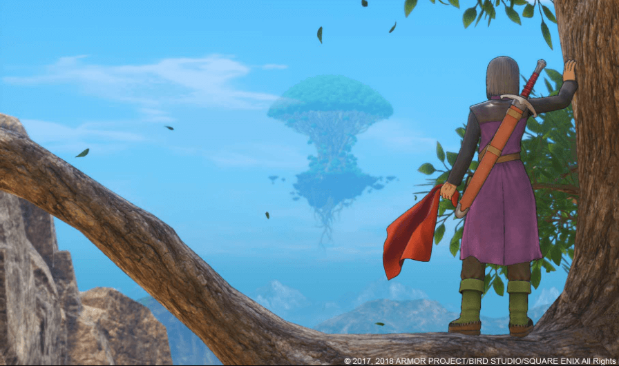 Dipping My Toes Into the Sweet, Sweet Waters of Dragon Quest