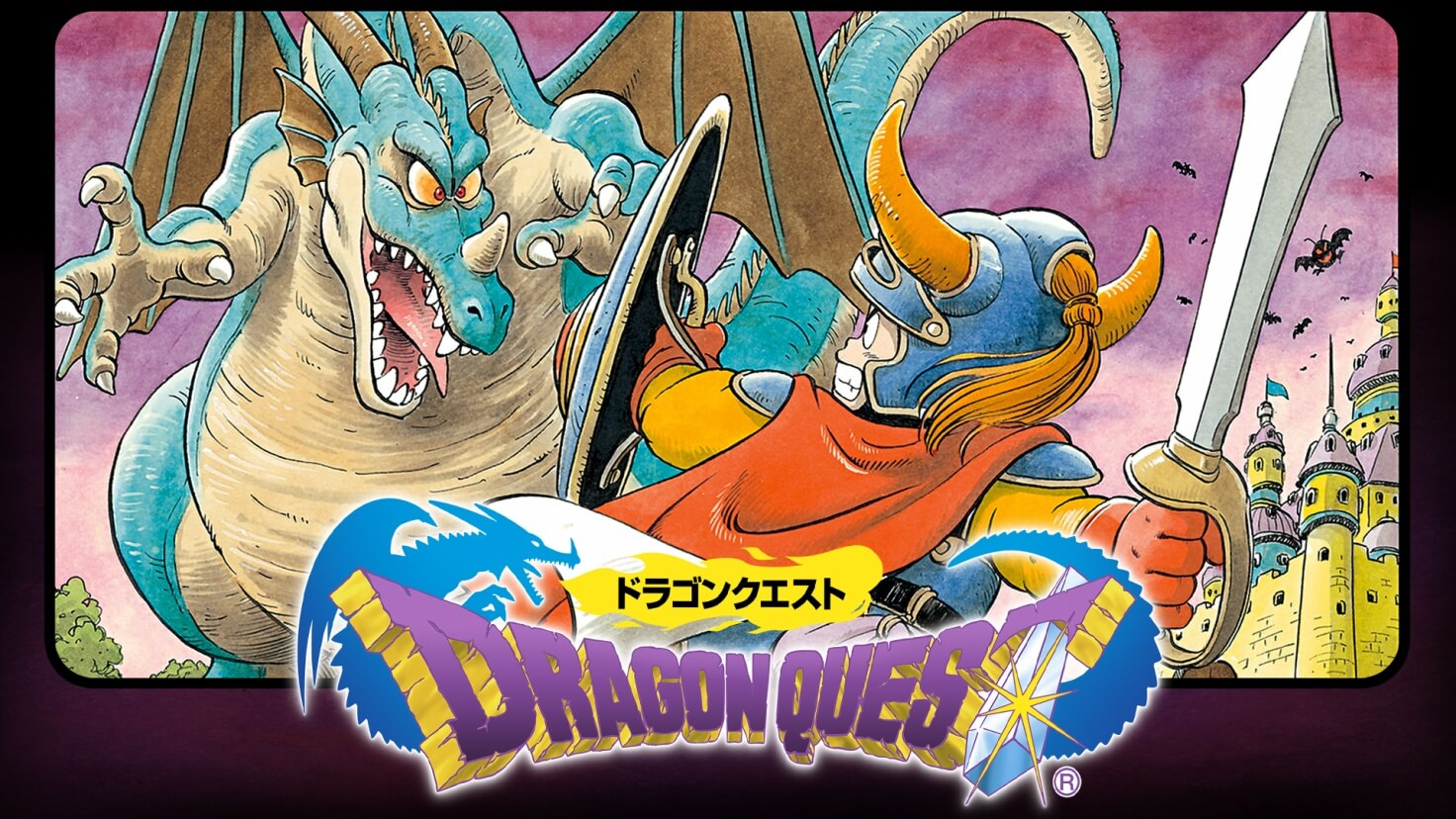 Back to the Beginning: Playing the First Dragon Quest!