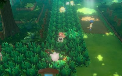 Pokémon's (grassy) Route to Success