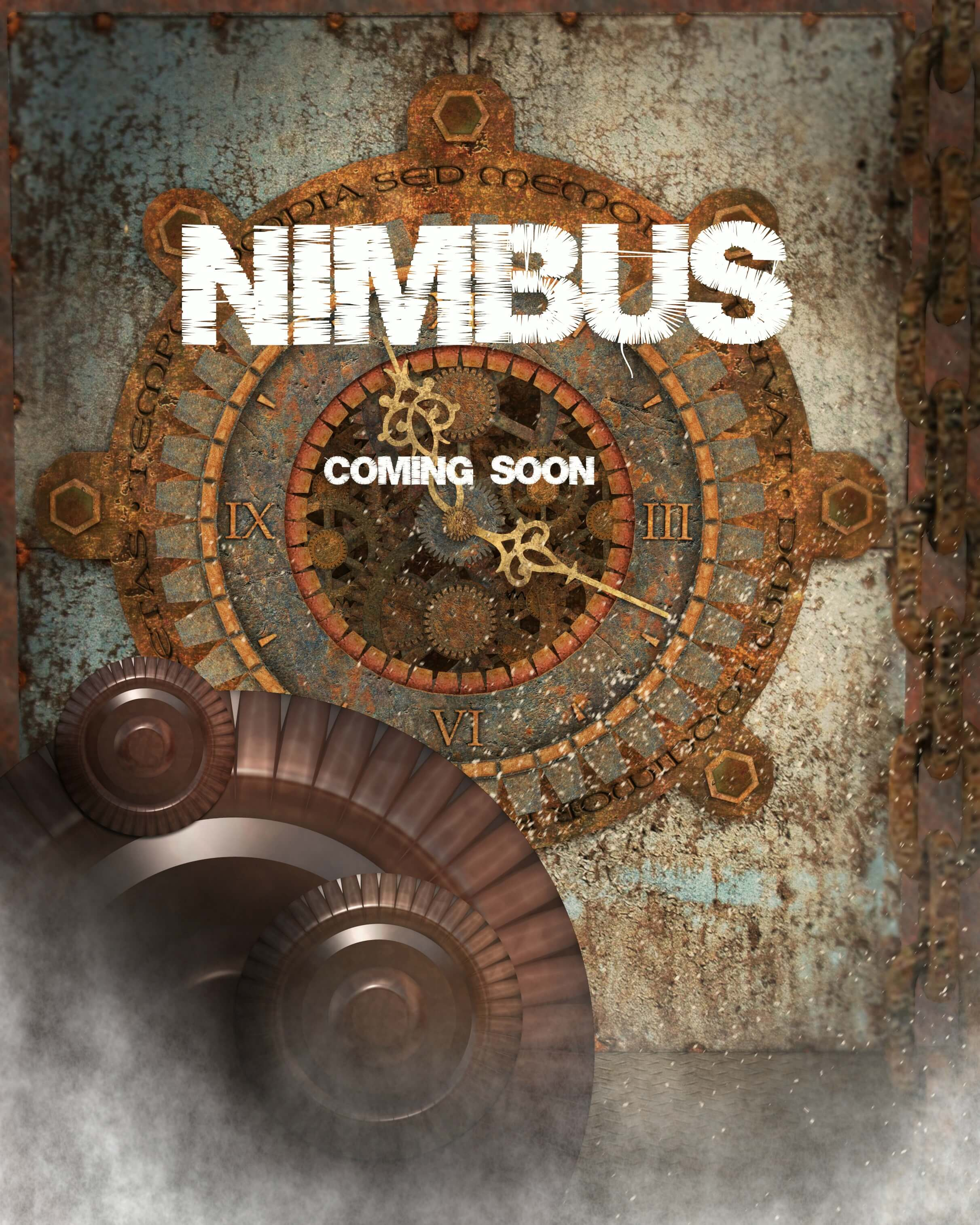 Nimbus: A Steampunk RPG (Update 1)