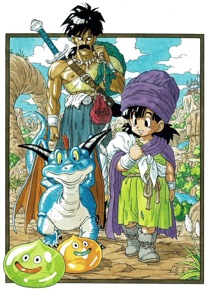 Dragon Quest V: (Part One) Childhood
