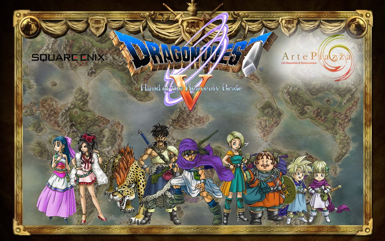 Dragon Quest V: (Part Three) Adulthood/Fatherhood