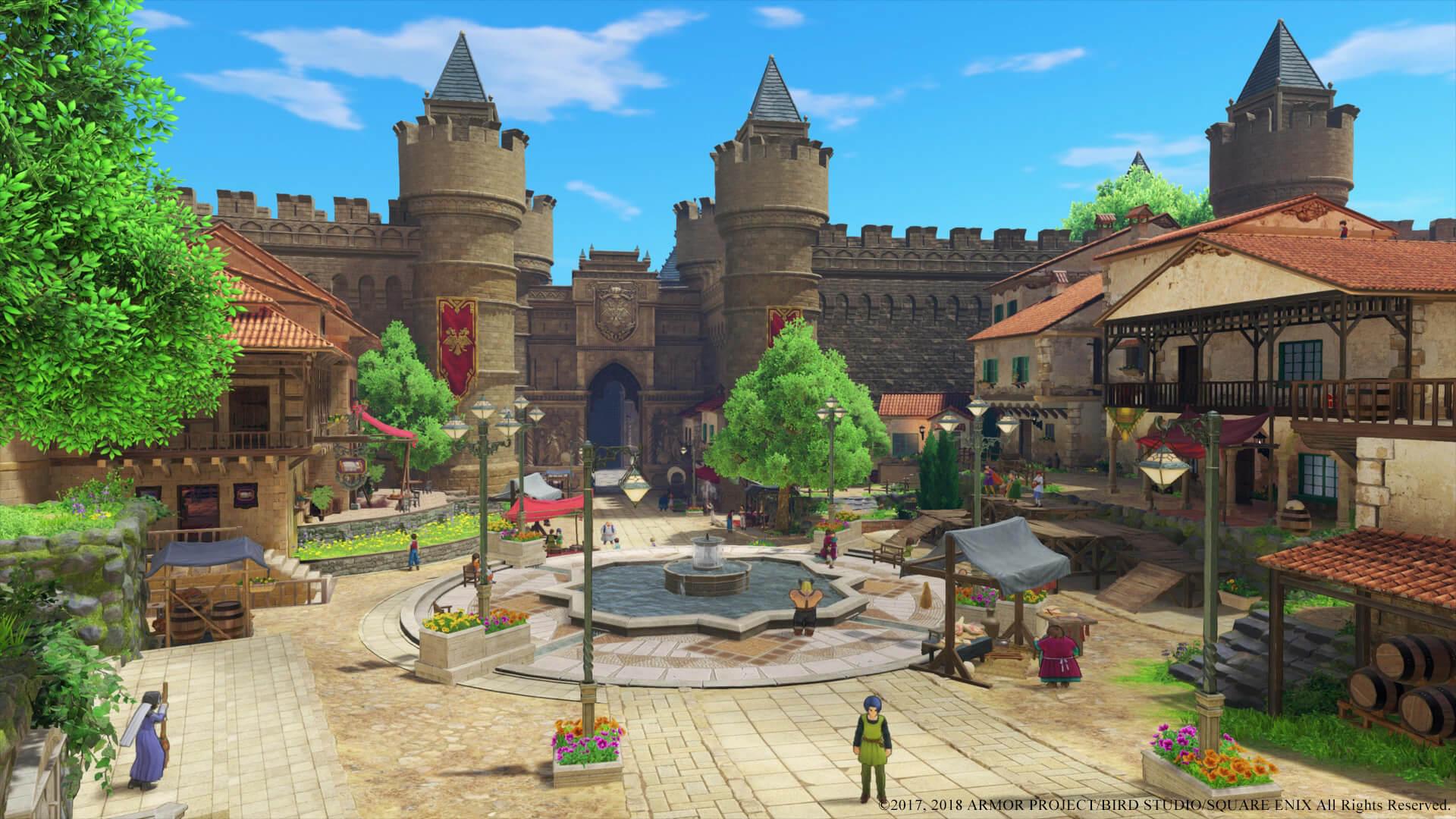 Cor Blimey! Why Dragon Quest Has the Best NPCs