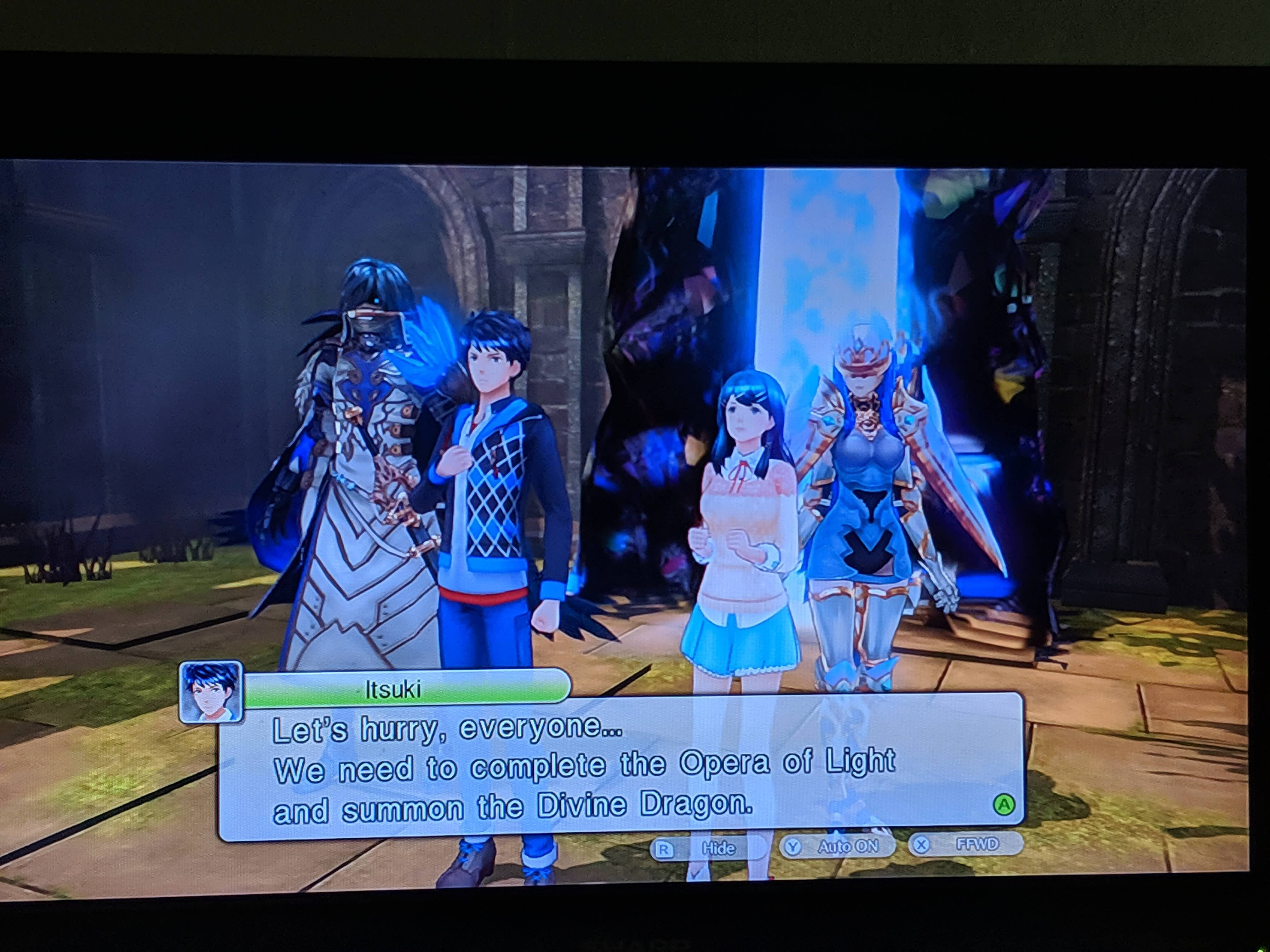 Tokyo Mirage Sessions: An Outro of Shadow and Light [Video Game Review, Part 2]