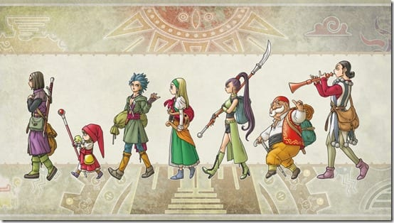 Most Memorable Characters in Each Dragon Quest