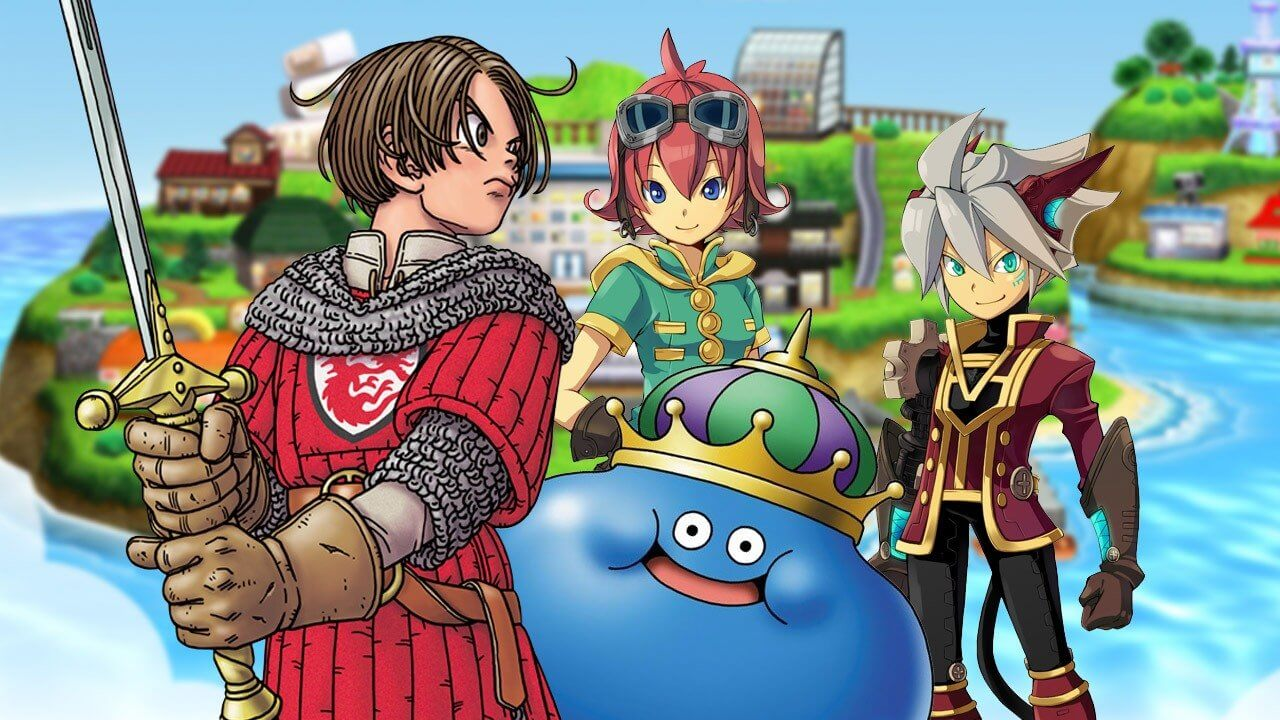 """DQFM S1E12 – Dragon Quest News and Announcements – """"Moonwalk right out the door"""""""
