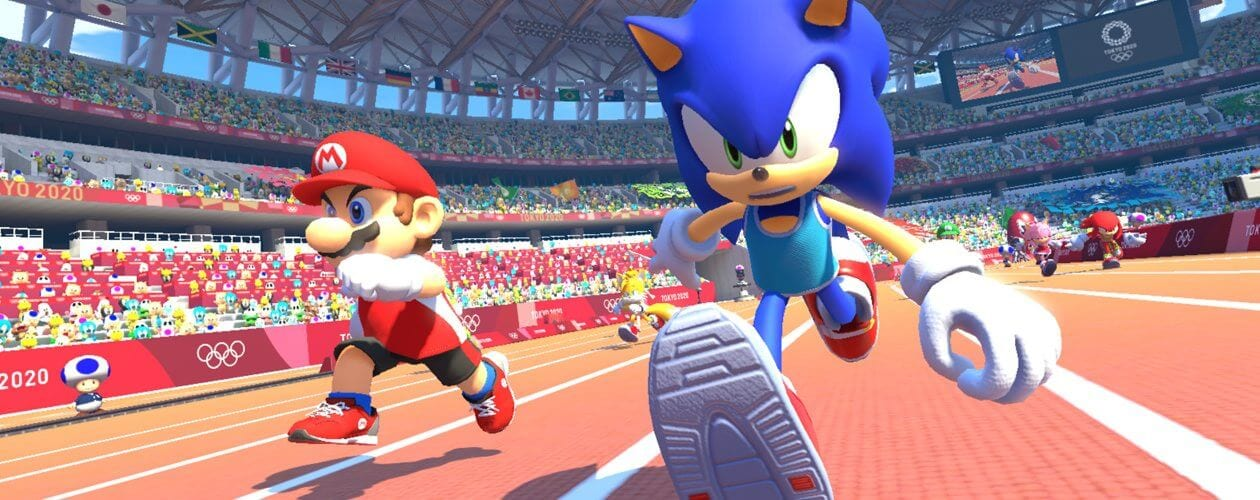 Mario & Sonic at the Olympic Games Tokyo 2020 (Video Game Review)