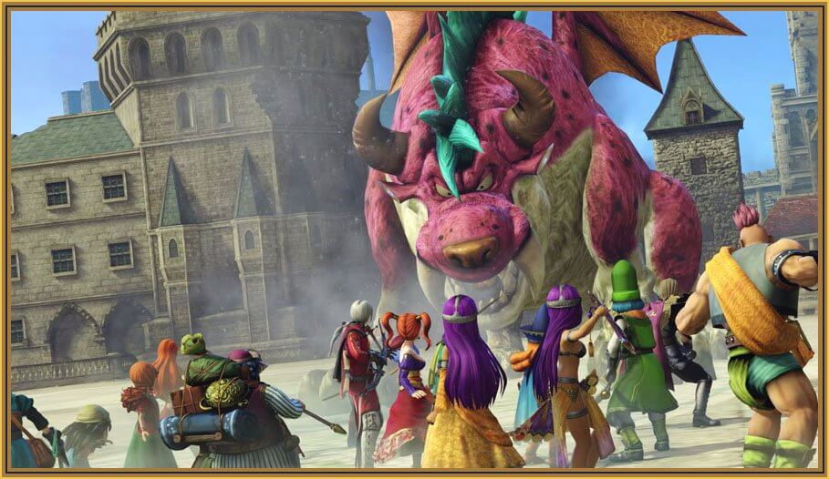 Why We Need Dragon Quest Heroes III
