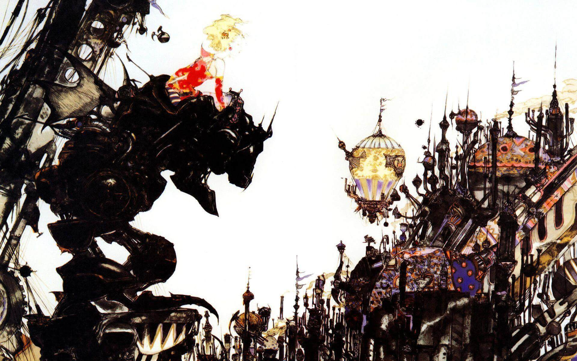 [Keywords] Final Fantasy and Identity