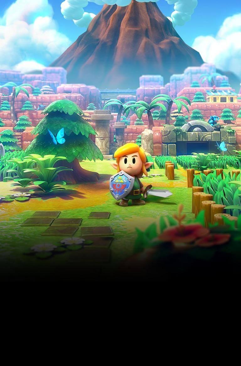 Legend of Zelda: Link's Awakening (Video Game Review ...