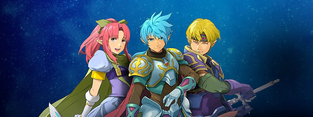 Star Ocean: First Departure R (Video Game Review)