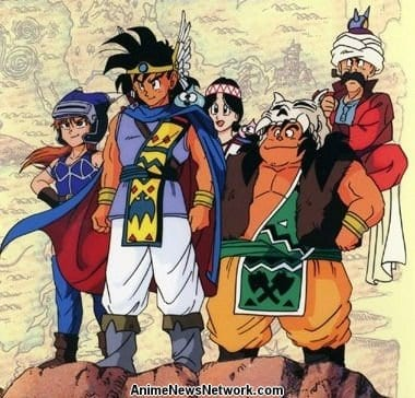 "Dragon Quest FM S2E3: ""Legend of the Hero Abel"" Anime Discussion"