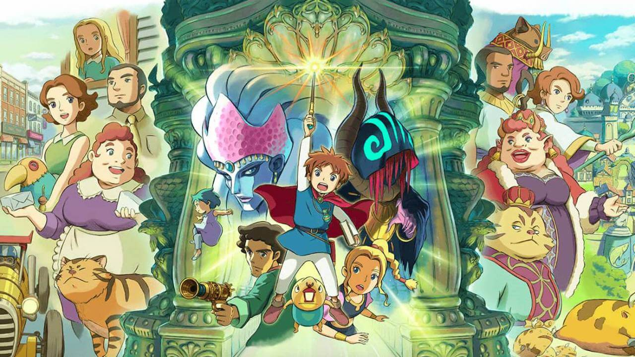 Ni No Kuni: Wrath of the White Witch (Video Game Review)