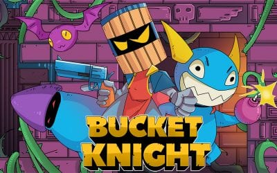 Bucket Knight (Video Game Review)