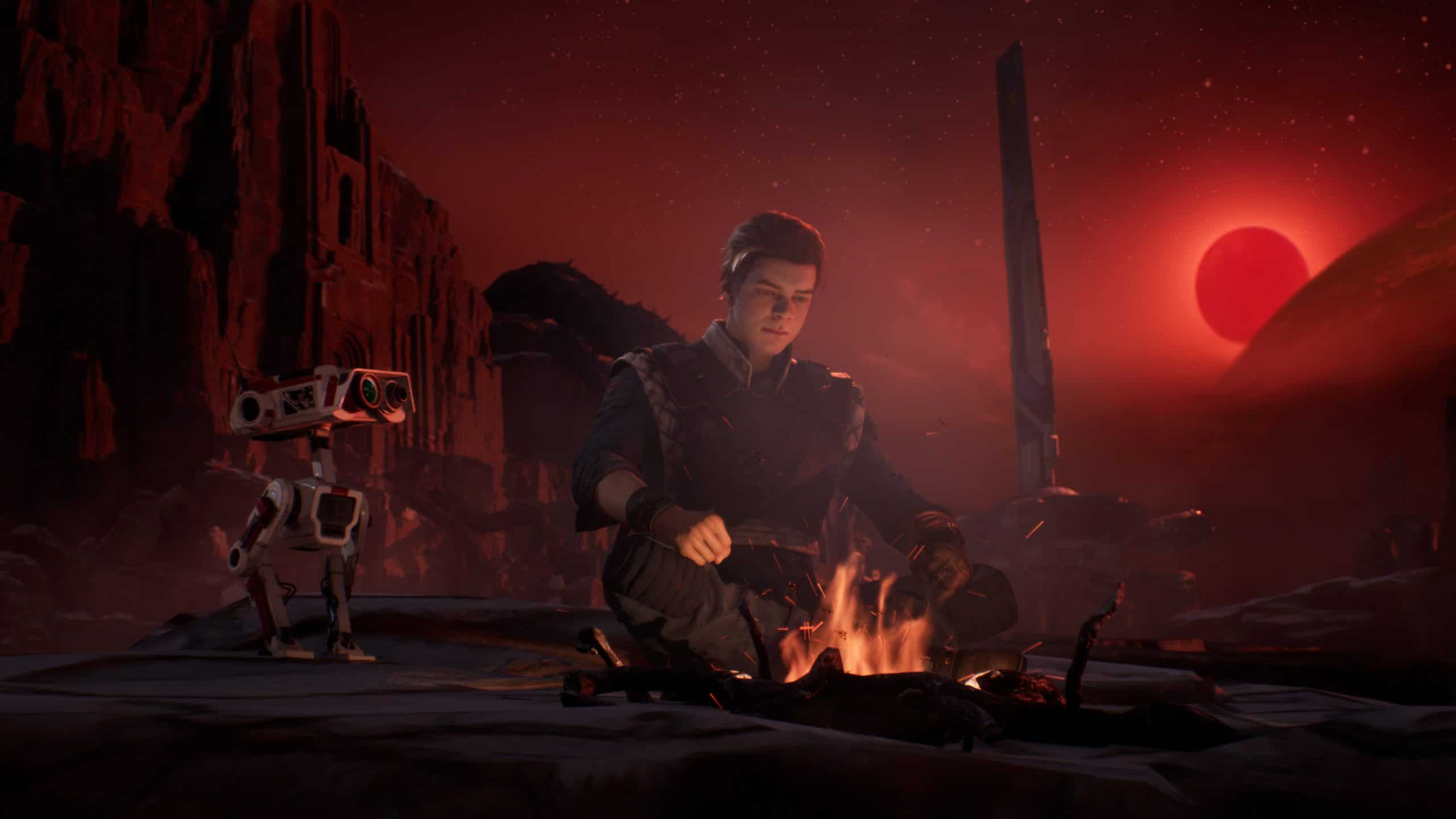 Star Wars Jedi: Fallen Order and the Emotional Impact of Interactivity
