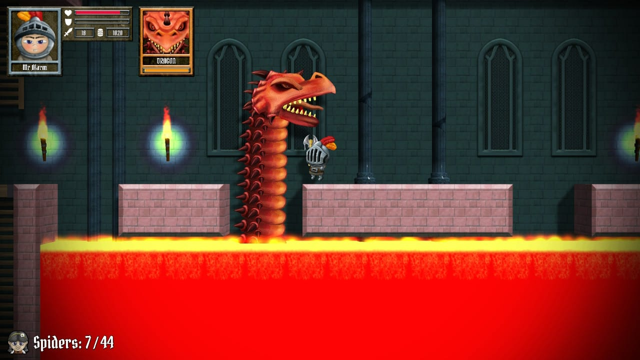 King Lucas (Video Game Review)