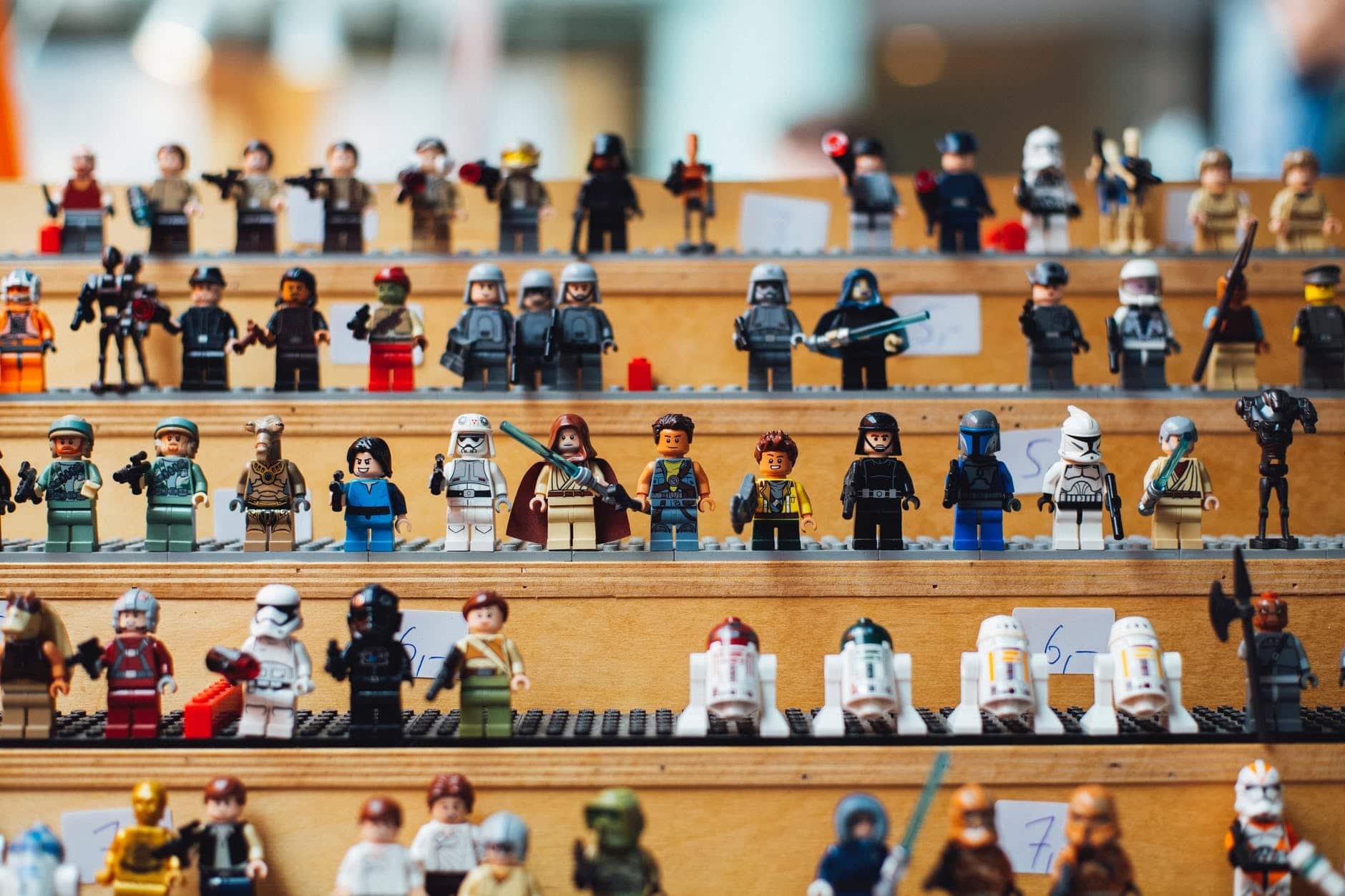 [Geekery Toy Box] Star Wars Goodies!