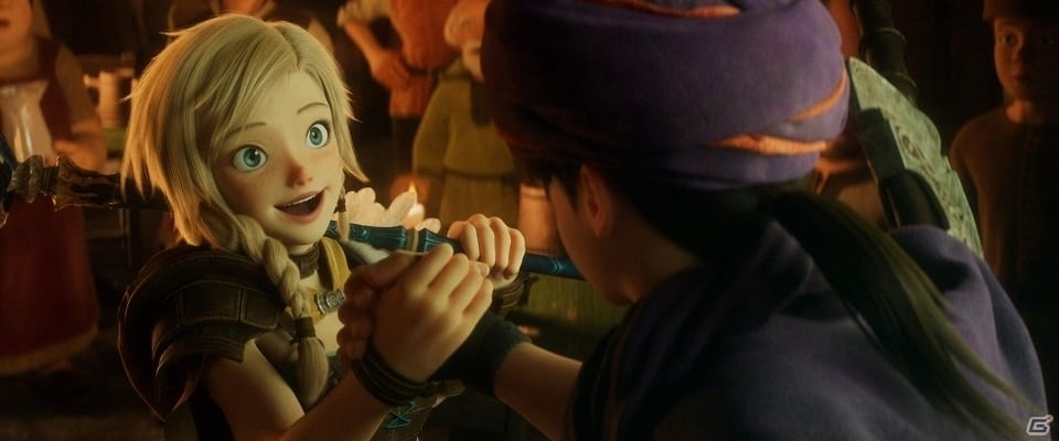 Dragon Quest Your Story Movie Review Geek To Geek Media