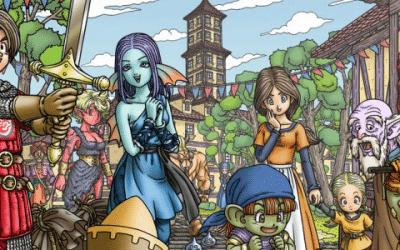 Dragon Quest FM, S2 E9:Dragon Quest X (Part One): Austin in Astoltia