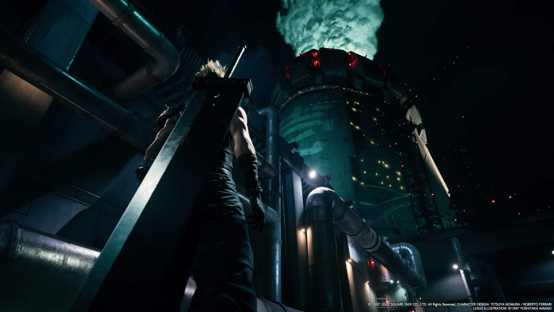 Final Fantasy VII Remake Demo (First Impressions)