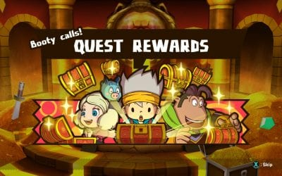 Snack World: The Dungeon Crawl – Gold (Video Game Review)