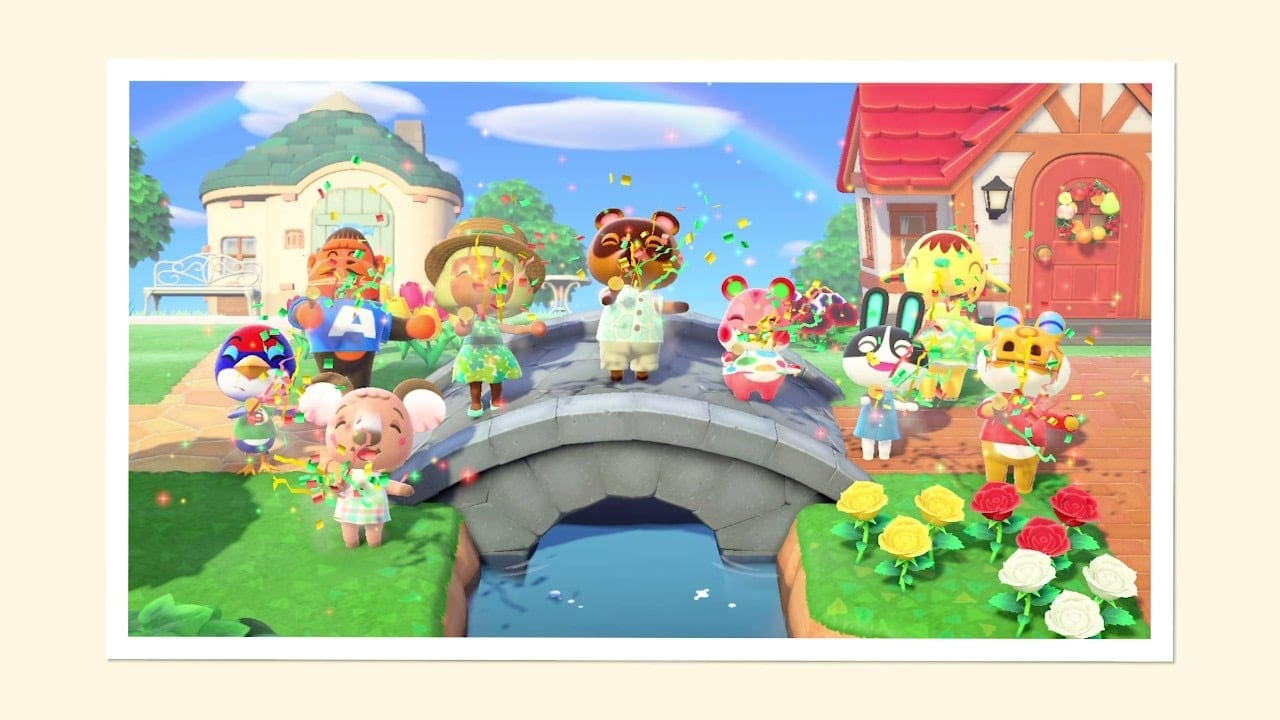 A Week With Animal Crossing: New Horizons