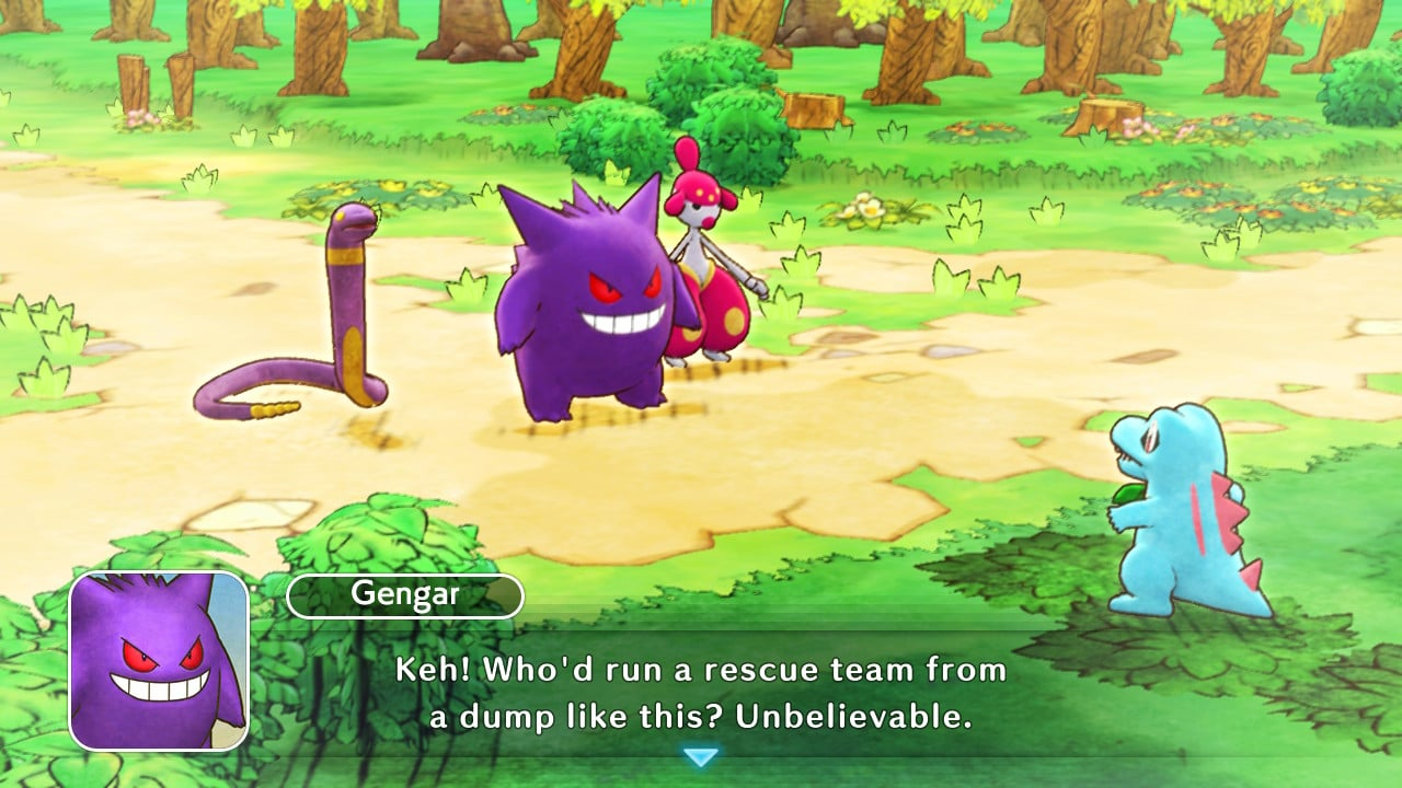 Pokemon Mystery Dungeon Rescue Team DX (Video Game Review)