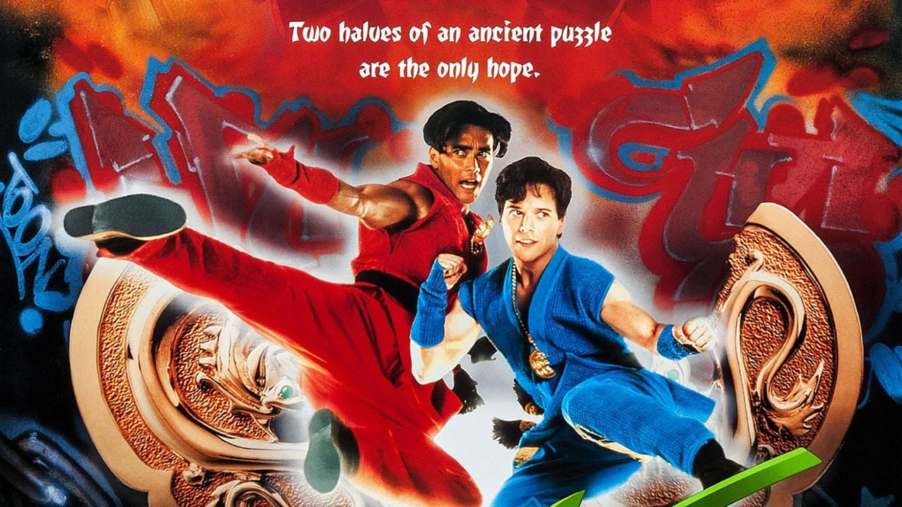 Remembering Double Dragon The Movie Schlockoholics Anonymous Geek To Geek Media