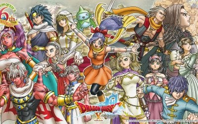 Dragon Quest FM, S2 E10: Dragon Quest X (Part Two): With Ryan Molina of Battle Geek Plus!