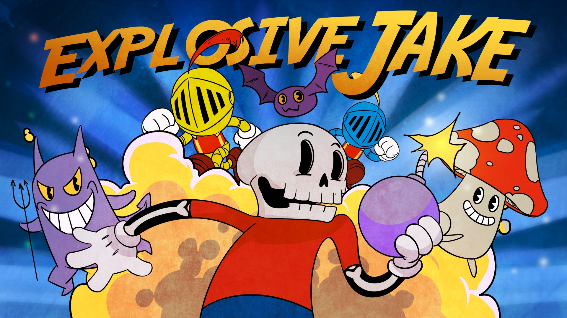Explosive Jake (Video Game Review)