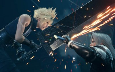 """S5E10 – Final Fantasy Extravaganza! FF7 Remake Demo, FF XV DLC, and FFXIV – """"It bothered me a little bit"""""""