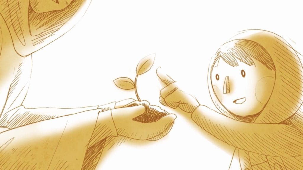 Behold, the Luna Leaf