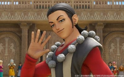 DQFM S2 E15 – All About Sylvando, Darling (Dragon Quest XI Character Spotlight)