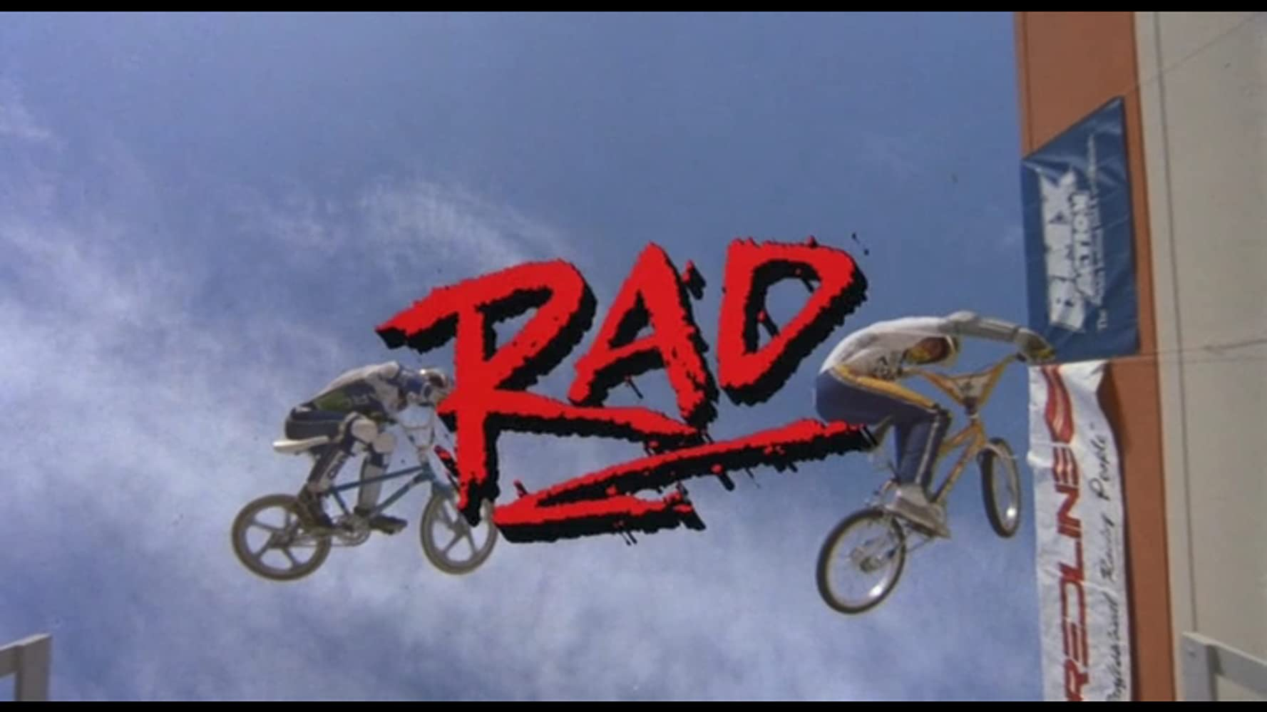 Rad (1986) [Schlockoholics Anonymous]