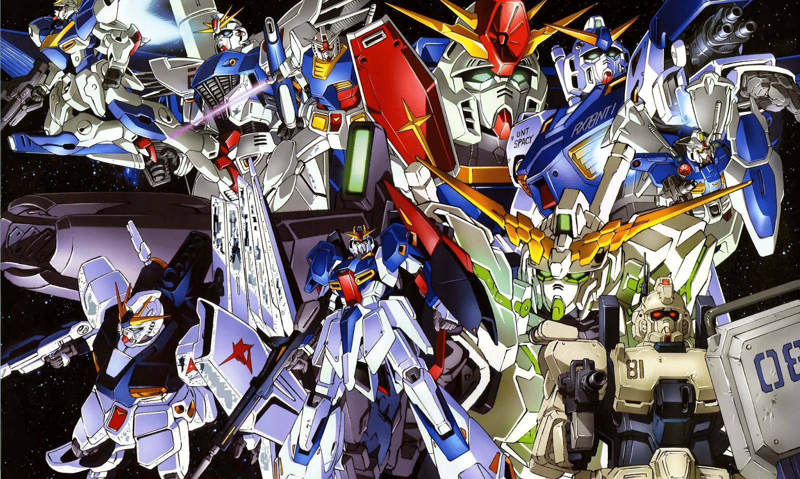 [Keywords] Mobile Suit Gundam and On-Ramps