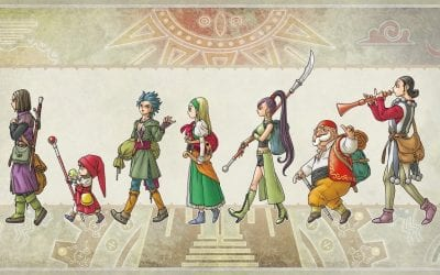 Dragon Quest FM S2 E18 – All About That Spoilery Eighth Party Member
