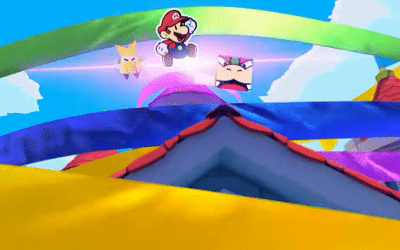 A New Paper Mario Game in July? Sign Me Up!