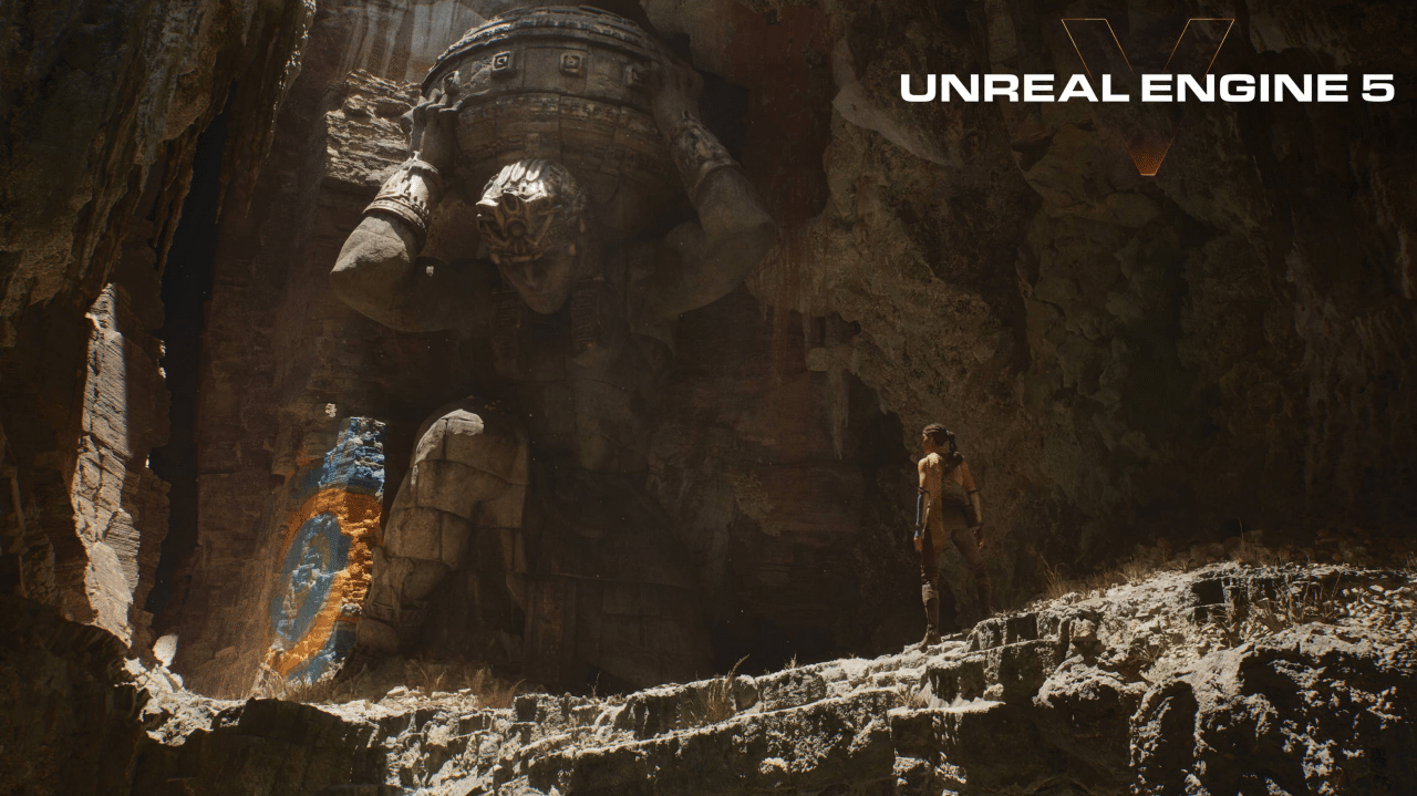 Unreal Engine 5 Initial Impressions and Thoughts