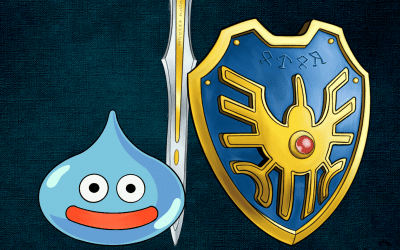 The Dragon Quest Book (Cover Reveal and Additional Info)