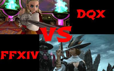 Dragon Quest FM, S2 E23 – Final Fantasy XIV vs. Dragon Quest X
