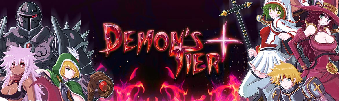 Demon's Tier+ (Video Game Review)