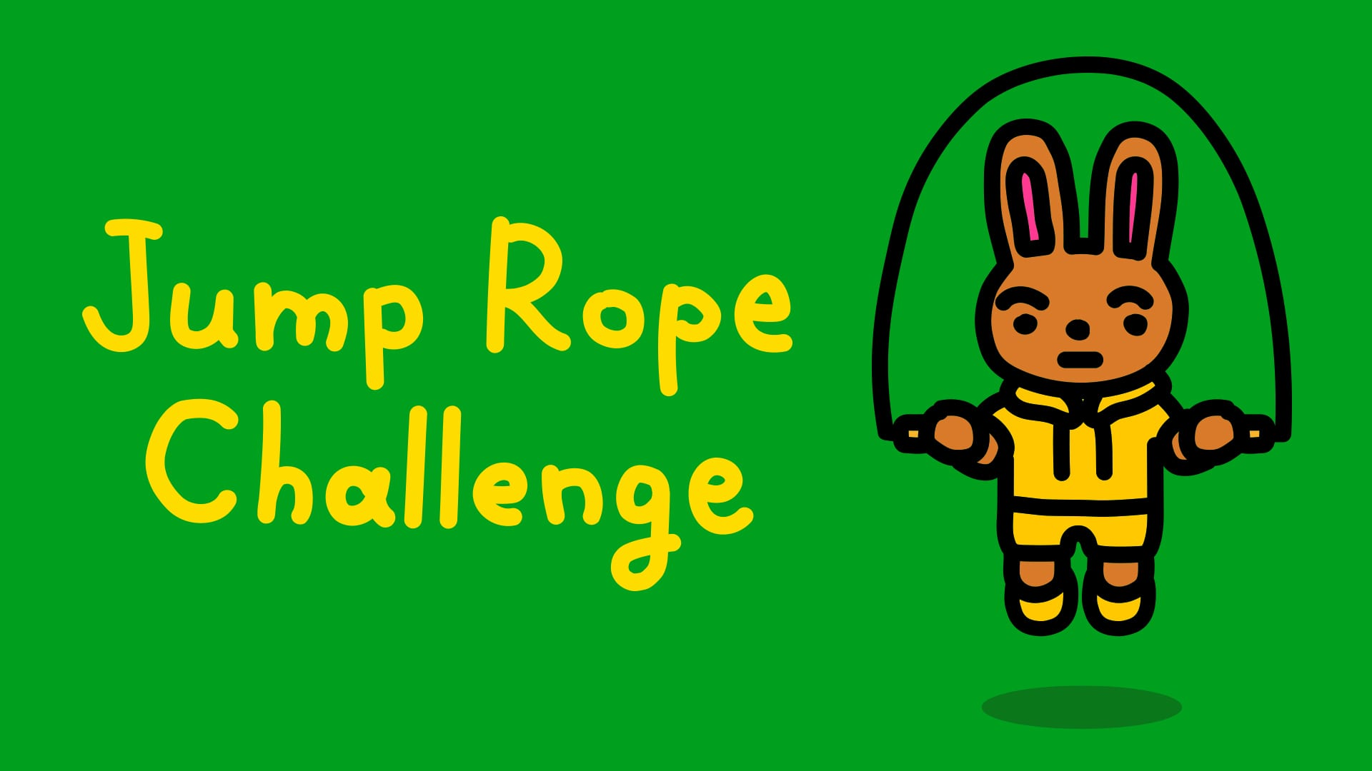 Jump Rope Challenge [Video Game Review]