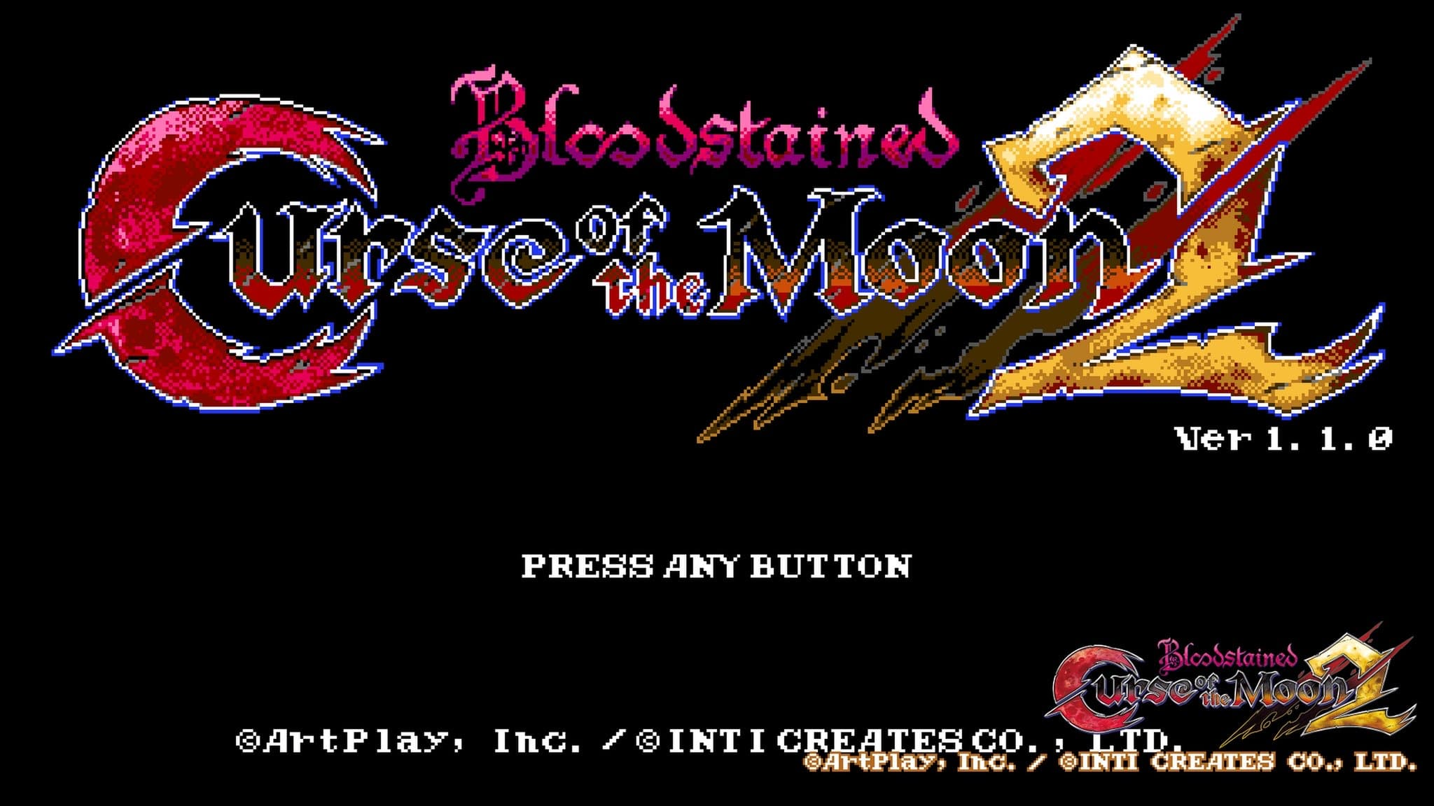 Bloodstained: Curse of the Moon 2 (Video Game Review)