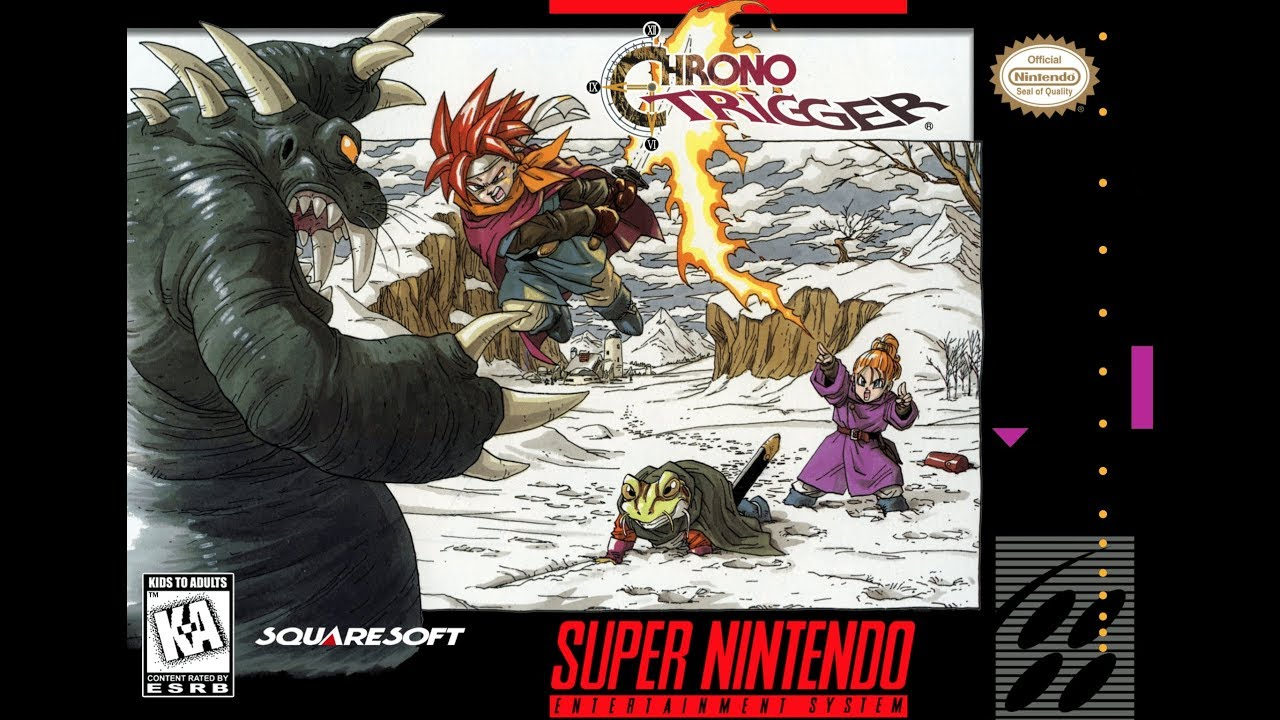 A Mystery in Time: What is the Official SNES Chrono Trigger Release Date for North America?