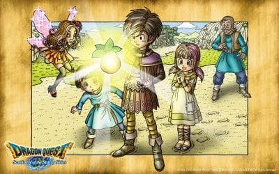 Happy Birthday! Dragon Quest IX Turns 10 in North America!