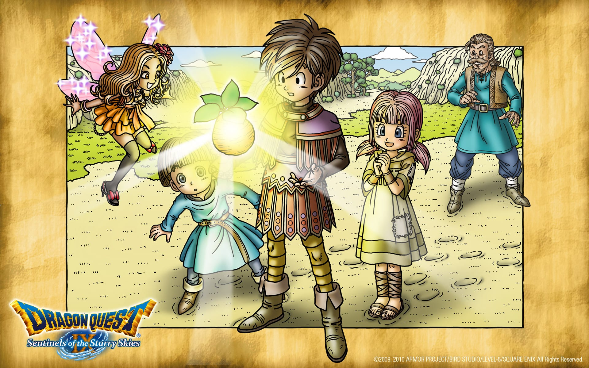 Happy Birthday! Dragon Quest IX Turns 10 in North America!