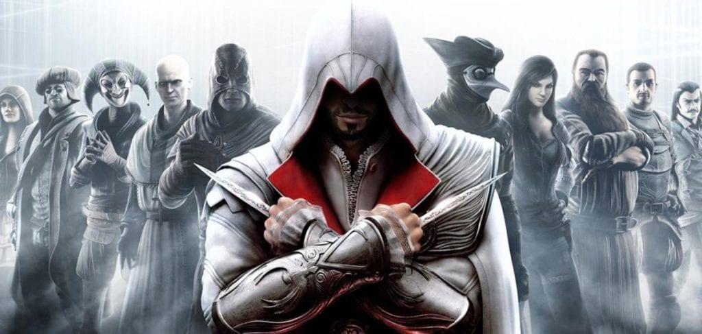 Ezio Dual Blades