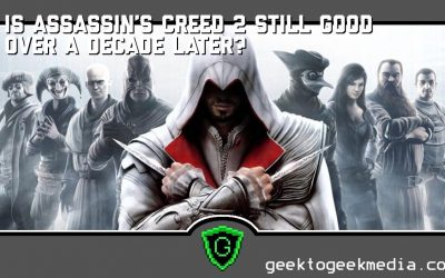"""S5E28 – Is Assassin's Creed 2 Still Good? – """"Fist fight with the pope"""""""
