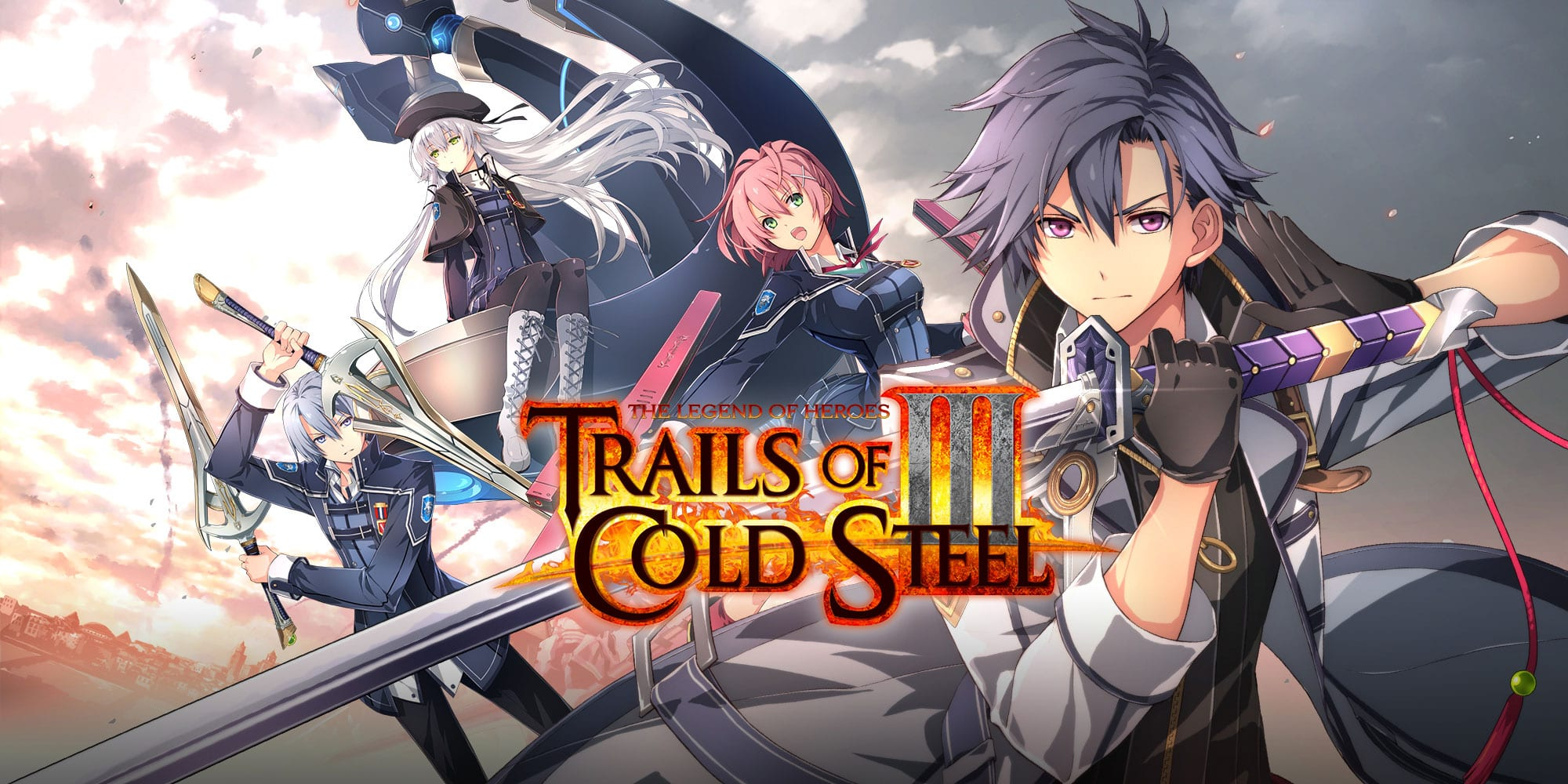 The Legend of Heroes: Trails of Cold Steel III (Nintendo Switch Demo Review)