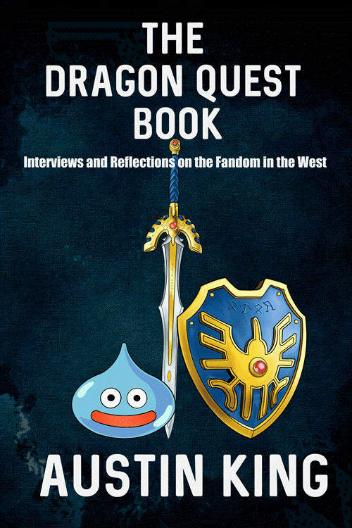 the dragon quest book buy links